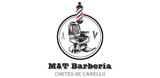 mt barberia logo